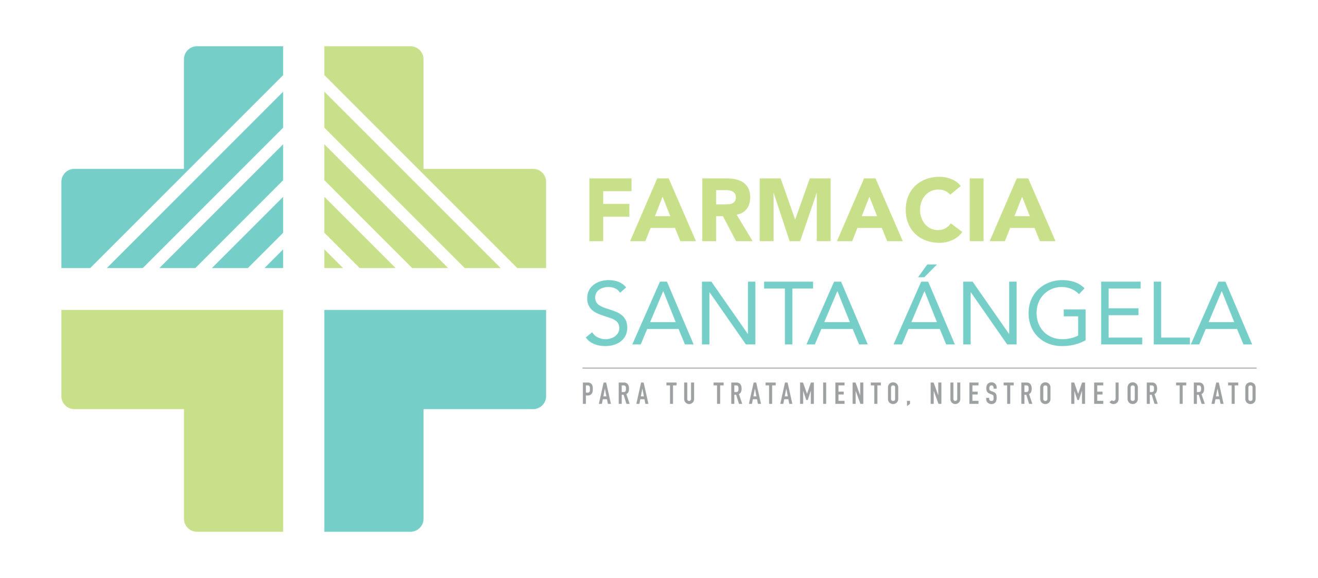 Logotipo Farmacia Santa Angela