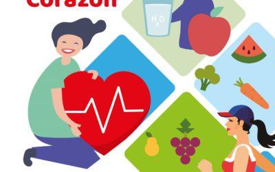 Recetas saludables y juegos para niños en el Día Mundial del Corazón